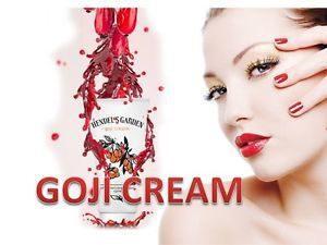 Goji cream funciona, efectos secundarios, fast