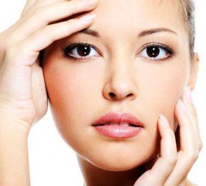 La cosmética farmacéutica de cerrado komedonov