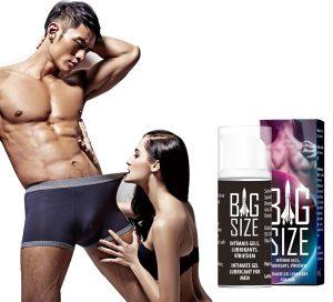 Big Size donde comprar - en farmacias, como tomarlo