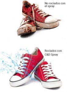 C&D waterproof membrane spray funciona