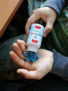 VigraFast Ingredientes. ¿Tiene efectos secundarios?