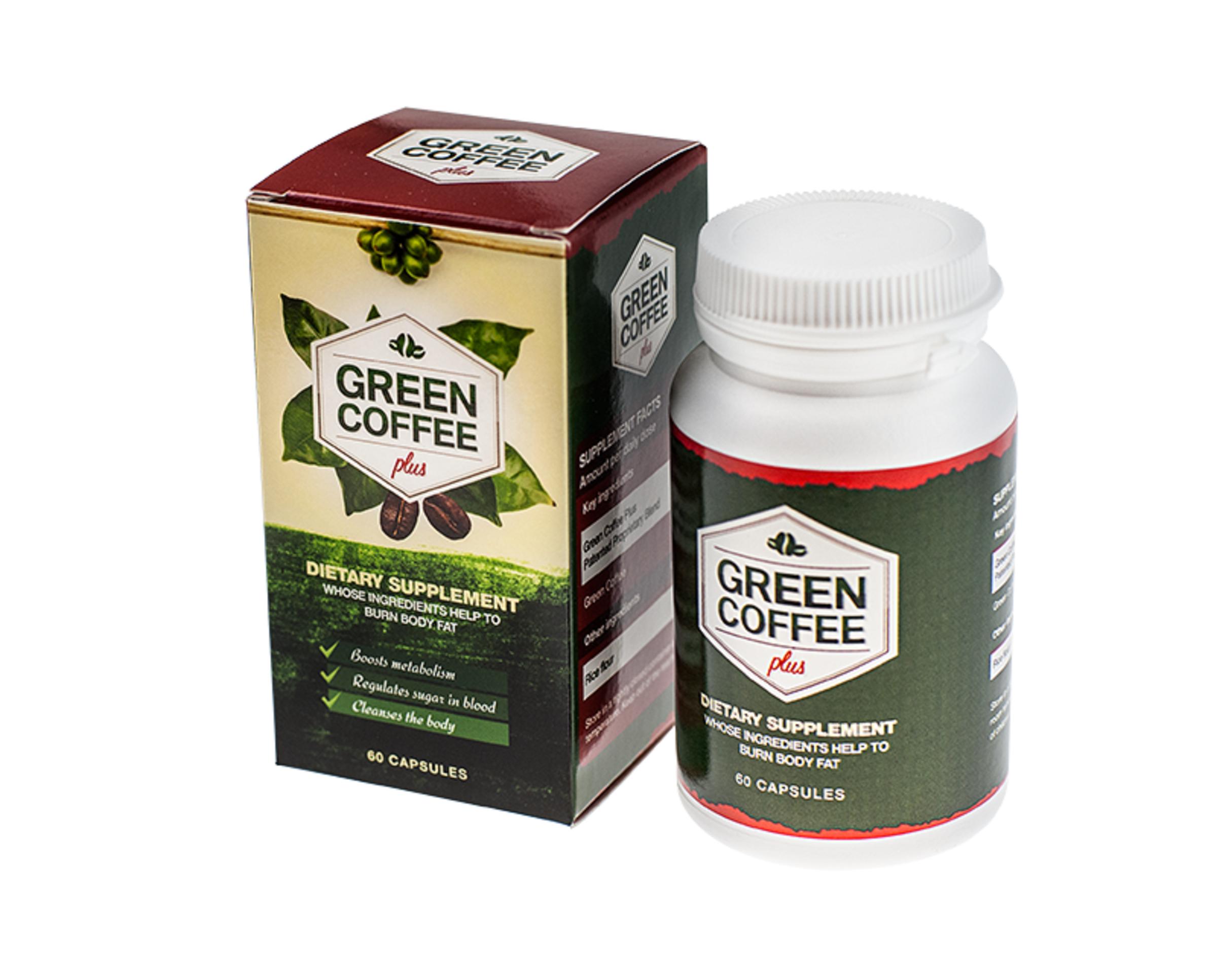 Green Coffee Plus Información completa 2018, opiniones