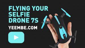 Selfie Drone 7s España - amazon, media markt, ebay