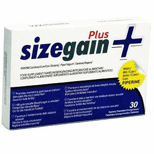 SizeGain Plus opiniones 2018, foro, precio, donde comprar, en farmacias, Guía Completa 2018, españa