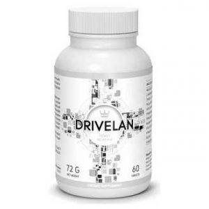 Drivelan en farmacias, contraindicaciones, efectos secundarios, funciona, donde comprar, pastillas, precio
