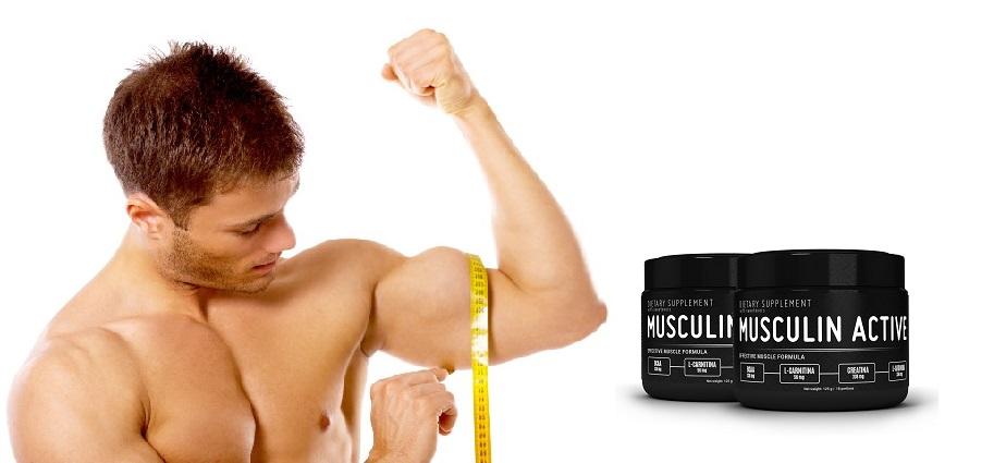 Musculin Active comprar, en farmacias, herbolarios