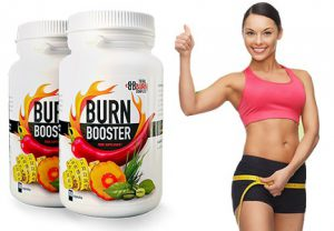 BurnBooster precio - capsulas