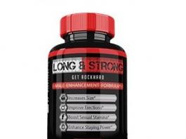 Long&Strong - informe 2018 - para que sirve? opiniones, funciona, precio en español, foro, pastillas comprar, farmacias