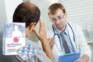 Que es ActiPotens prostata - funciona. ¿Tiene efectos secundarios?